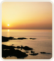Sunset in Armenistis-Ikaria